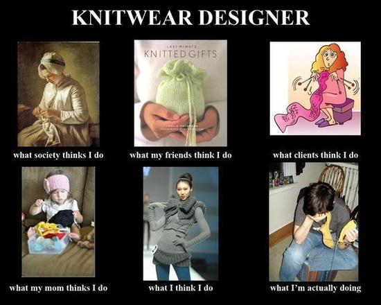 Knitting Humor Cartoon : Knitting jokes